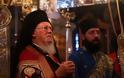12628 - Η Θεία Λειτουργία ιερουργούντος του Οικουμενικού Πατριάρχη στην Αθωνική Πολιτεία- Στιγμές κατάνυξης και ψυχικής αγαλλίασης (φωτογραφίες) - Φωτογραφία 5
