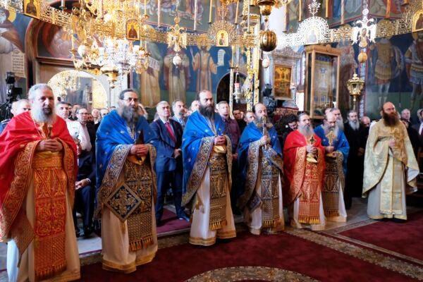 12628 - Η Θεία Λειτουργία ιερουργούντος του Οικουμενικού Πατριάρχη στην Αθωνική Πολιτεία- Στιγμές κατάνυξης και ψυχικής αγαλλίασης (φωτογραφίες) - Φωτογραφία 17