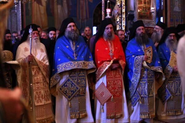 12628 - Η Θεία Λειτουργία ιερουργούντος του Οικουμενικού Πατριάρχη στην Αθωνική Πολιτεία- Στιγμές κατάνυξης και ψυχικής αγαλλίασης (φωτογραφίες) - Φωτογραφία 2