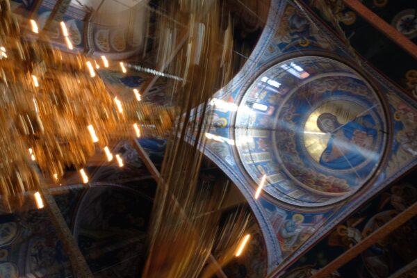 12628 - Η Θεία Λειτουργία ιερουργούντος του Οικουμενικού Πατριάρχη στην Αθωνική Πολιτεία- Στιγμές κατάνυξης και ψυχικής αγαλλίασης (φωτογραφίες) - Φωτογραφία 23
