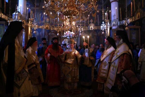 12628 - Η Θεία Λειτουργία ιερουργούντος του Οικουμενικού Πατριάρχη στην Αθωνική Πολιτεία- Στιγμές κατάνυξης και ψυχικής αγαλλίασης (φωτογραφίες) - Φωτογραφία 34