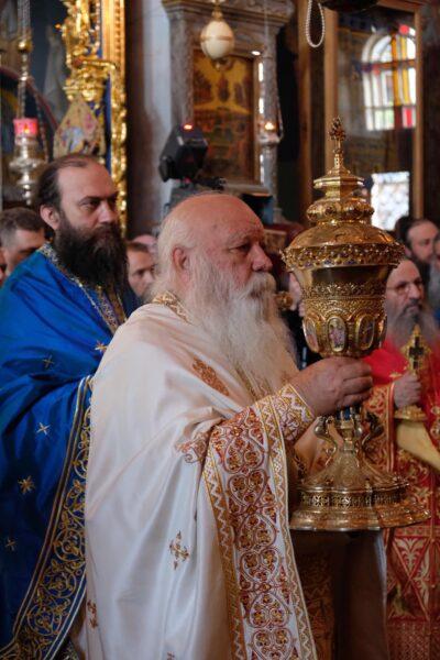 12628 - Η Θεία Λειτουργία ιερουργούντος του Οικουμενικού Πατριάρχη στην Αθωνική Πολιτεία- Στιγμές κατάνυξης και ψυχικής αγαλλίασης (φωτογραφίες) - Φωτογραφία 35