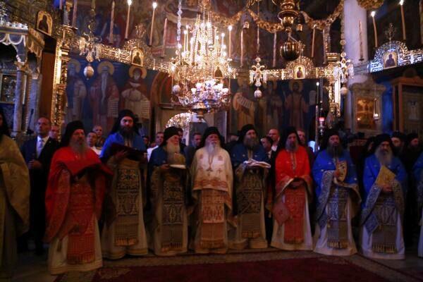 12628 - Η Θεία Λειτουργία ιερουργούντος του Οικουμενικού Πατριάρχη στην Αθωνική Πολιτεία- Στιγμές κατάνυξης και ψυχικής αγαλλίασης (φωτογραφίες) - Φωτογραφία 6
