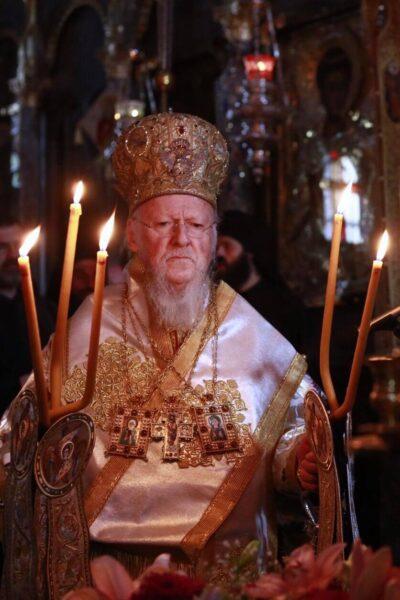 12628 - Η Θεία Λειτουργία ιερουργούντος του Οικουμενικού Πατριάρχη στην Αθωνική Πολιτεία- Στιγμές κατάνυξης και ψυχικής αγαλλίασης (φωτογραφίες) - Φωτογραφία 7
