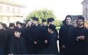 12630 - Φθάνουν οι Ηγούμενοι και Αντιπρόσωποι των Μονών στις Καρυές για την Επίσημη Υποδοχή του Πατριάρχη - Φωτογραφία 10