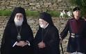 12630 - Φθάνουν οι Ηγούμενοι και Αντιπρόσωποι των Μονών στις Καρυές για την Επίσημη Υποδοχή του Πατριάρχη - Φωτογραφία 13