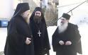 12630 - Φθάνουν οι Ηγούμενοι και Αντιπρόσωποι των Μονών στις Καρυές για την Επίσημη Υποδοχή του Πατριάρχη - Φωτογραφία 3