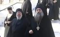12630 - Φθάνουν οι Ηγούμενοι και Αντιπρόσωποι των Μονών στις Καρυές για την Επίσημη Υποδοχή του Πατριάρχη - Φωτογραφία 4