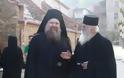 12630 - Φθάνουν οι Ηγούμενοι και Αντιπρόσωποι των Μονών στις Καρυές για την Επίσημη Υποδοχή του Πατριάρχη - Φωτογραφία 5