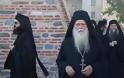 12630 - Φθάνουν οι Ηγούμενοι και Αντιπρόσωποι των Μονών στις Καρυές για την Επίσημη Υποδοχή του Πατριάρχη - Φωτογραφία 9
