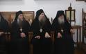 12631 - Ο Οικουμενικός Πατριάρχης στην πρωτεύουσα του Αγίου Όρους - Φωτογραφία 18