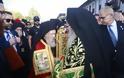 12631 - Ο Οικουμενικός Πατριάρχης στην πρωτεύουσα του Αγίου Όρους - Φωτογραφία 2