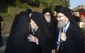 12631 - Ο Οικουμενικός Πατριάρχης στην πρωτεύουσα του Αγίου Όρους - Φωτογραφία 6