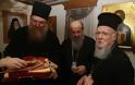 12633 - Ο Πατριάρχης στην Κουτλουμουσιανή Σκήτη