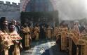 12641 - Ιστορική επίσκεψη του Οικουμενικού Πατριάρχη στην Ι.Μ. Μ. Βατοπαιδίου, τριάντα χρόνια μετά… (φωτογραφίες και βίντεο) - Φωτογραφία 12
