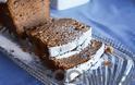 Κέικ με ελαιόλαδο και σταφίδες
