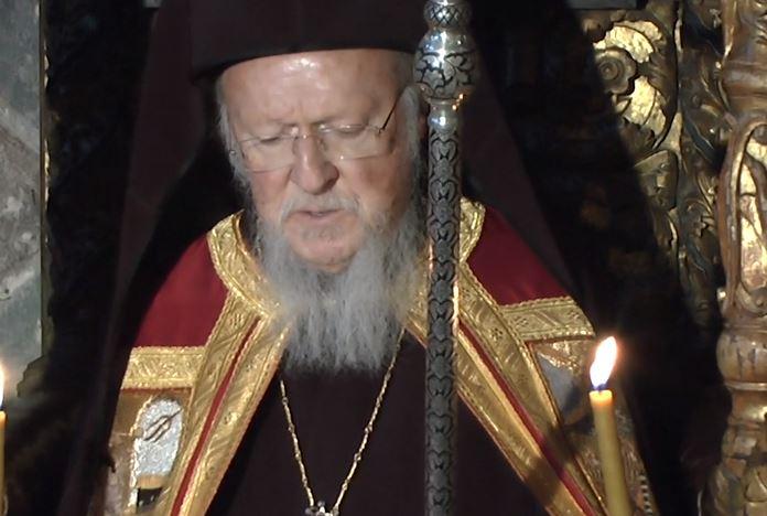 12642 - Όταν «λύγισε» η φωνή του Οικουμενικού  Πατριάρχη - Φωτογραφία 1