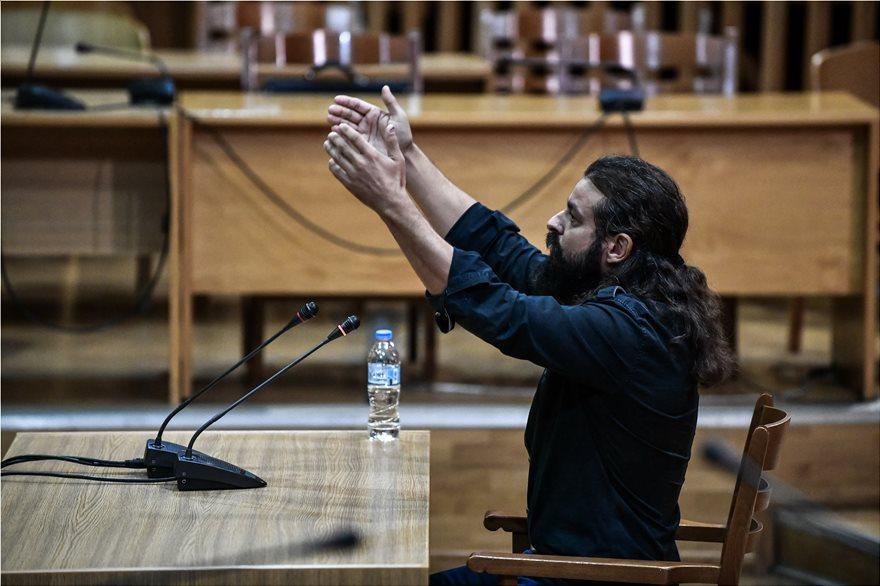 Δίκη ΧΑ - Μπαρμπαρούσης: Ο Χίτλερ εμπνεύστηκε από τους Έλληνες - Φωτογραφία 2