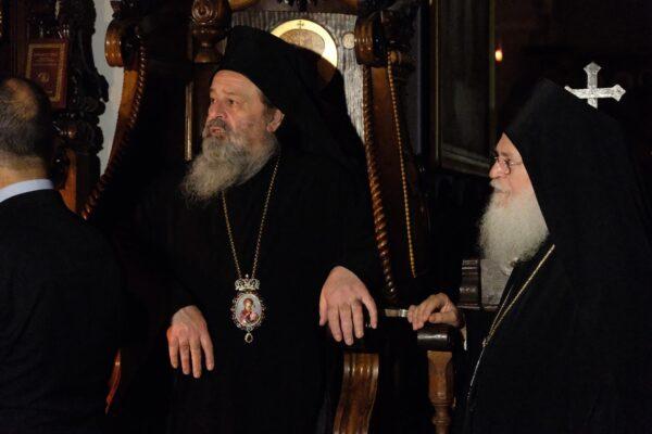 12643 - Στη Βατοπαιδινή Σκήτη του Αγίου Ανδρέου ο Οικ. Πατριάρχης - Φωτογραφία 4