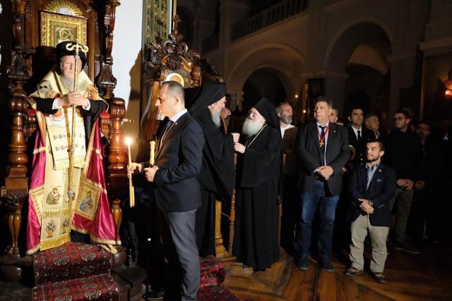 12643 - Στη Βατοπαιδινή Σκήτη του Αγίου Ανδρέου ο Οικ. Πατριάρχης - Φωτογραφία 8