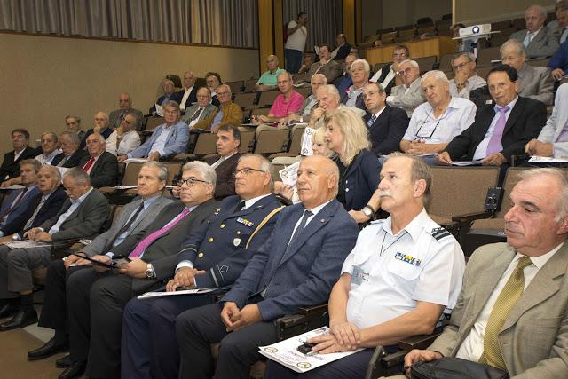 Παρουσία ΓΓ ΥΠΕΘΑ Αντώνη Οικονόμου στο 1ο Συνέδριο Στρατηγικής και Τεχνολογίας της ΕΑΑΑ - Φωτογραφία 4