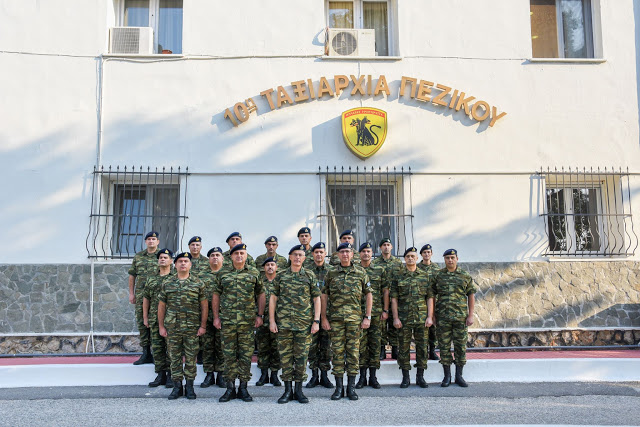 Επίσκεψη Αρχηγού Γενικού Επιτελείου Στρατού στην Περιοχή Ευθύνης του 10ου Συντάγματος Πεζικού - Φωτογραφία 1