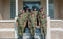 Επίσκεψη Αρχηγού Γενικού Επιτελείου Στρατού στη Μεραρχία Υποστηρίξεως, το Συγκρότημα Στρατηγικών Μεταφορών και το Στρατιωτικό Μουσείο Βαλκανικών Πολέμων
