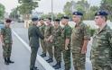 Επίσκεψη Αρχηγού Γενικού Επιτελείου Στρατού στη Μεραρχία Υποστηρίξεως, το Συγκρότημα Στρατηγικών Μεταφορών και το Στρατιωτικό Μουσείο Βαλκανικών Πολέμων - Φωτογραφία 4