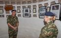 Επίσκεψη Αρχηγού Γενικού Επιτελείου Στρατού στη Μεραρχία Υποστηρίξεως, το Συγκρότημα Στρατηγικών Μεταφορών και το Στρατιωτικό Μουσείο Βαλκανικών Πολέμων - Φωτογραφία 6