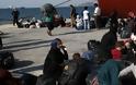 Σε ξενοδοχεία στη Βόρεια Ελλάδα οι πρόσφυγες που έφτασαν από τη Σάμο