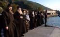 12650 - Απέπλευσε από του Αγίου Όρους ο Οικουμενικός Πατριάρχης - Φωτογραφία 7