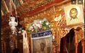 Η θαυματουργή Εικόνα της Παναγίας της Ιεράς Μονής Μικροκάστρου