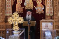 12653 - Ομιλία του Γέροντα Λουκά Φικοθεΐτη στον Ιερό Ναό Αγίου Δημητρίου στο Μπραχάμι