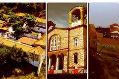 Προσκυνηματικό Οδοιπορικό σε Ιερές Μονές (Αγιος Δημήτριος Παλαίρου, Μονή Λιγοβιτσίου) και Μονή Φανερωμένης στη Λευκάδα