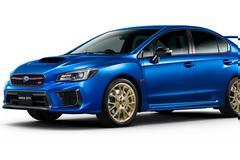 Subaru WRX STI EJ20 Final Edition: