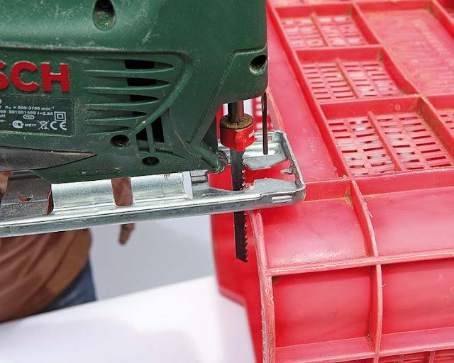 ΚΑΤΑΣΚΕΥΕΣ - DIY Καρέκλα Κήπου Από Πλαστικά κιβώτια - Φωτογραφία 3