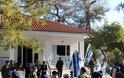 ΜΟΝΑΣΤΗΡΑΚΙ Βόνιτσας: Αποκαλυπτήρια της προτομής για τον πεσόντα στην Κύπρο ήρωα Δεκανέα ΔΗΜΗΤΡΗ ΤΣΟΥΚΑ - [ΦΩΤΟ: Στέλλα Λιάπη] - Φωτογραφία 3