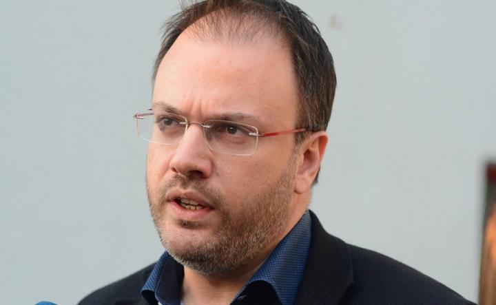 Θ. Θεοχαρόπουλος: Απαιτείται γενναίο άνοιγμα σε όλο τον προοδευτικό κόσμο - Φωτογραφία 1