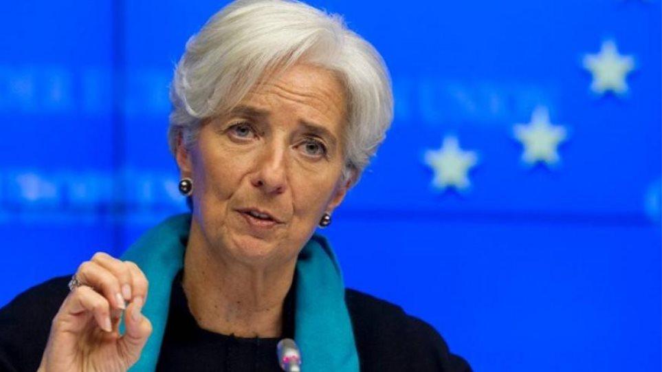 Λαγκάρντ: Η Γερμανία δεν έχει κάνει αρκετά για τη δημοσιονομική ανάκαμψη - Φωτογραφία 1