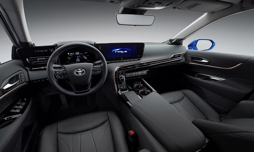 Toyota Mirai - Φωτογραφία 2