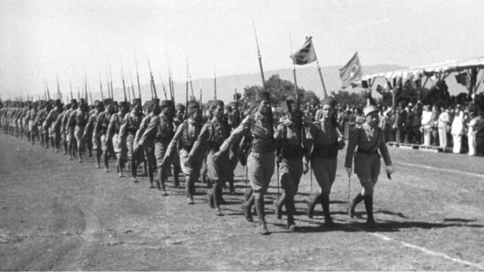 Ο επιτήδειος ουδέτερος: Η Τουρκία στον Β' Παγκόσμιο Πόλεμο - Φωτογραφία 1