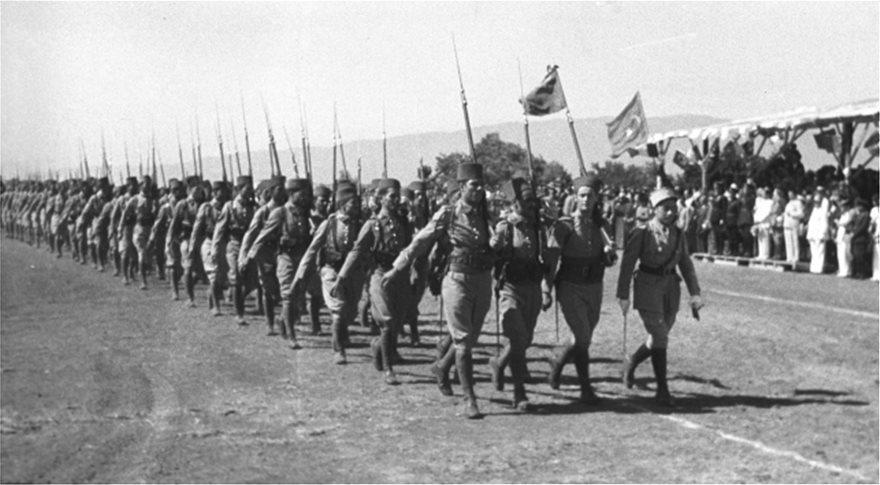 Ο επιτήδειος ουδέτερος: Η Τουρκία στον Β' Παγκόσμιο Πόλεμο - Φωτογραφία 4