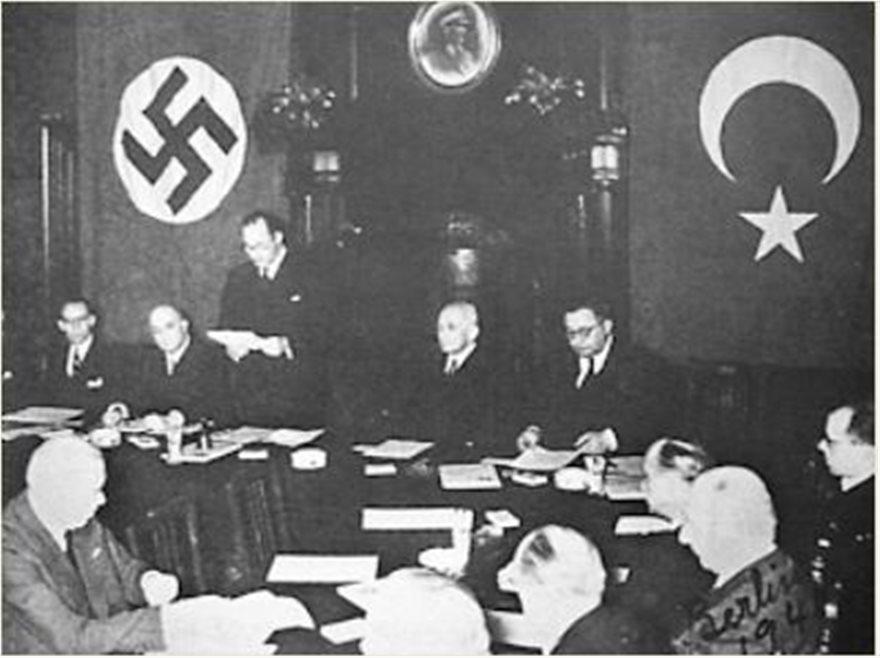Ο επιτήδειος ουδέτερος: Η Τουρκία στον Β' Παγκόσμιο Πόλεμο - Φωτογραφία 9