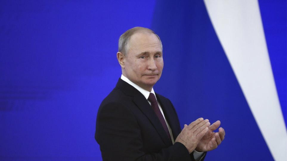 Ρωσία: Ο Πούτιν θέλει να υπάρξει ρωσική εναλλακτική στη Wikipedia - Φωτογραφία 1