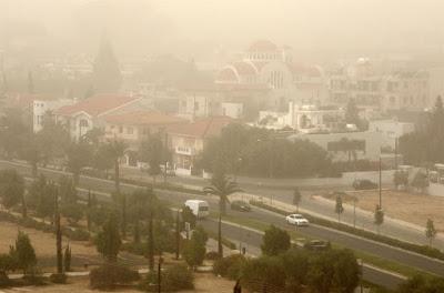 Απότομη αλλαγή του καιρού με καταιγίδες, χαλάζι και σκόνη από αύριο - Φωτογραφία 1