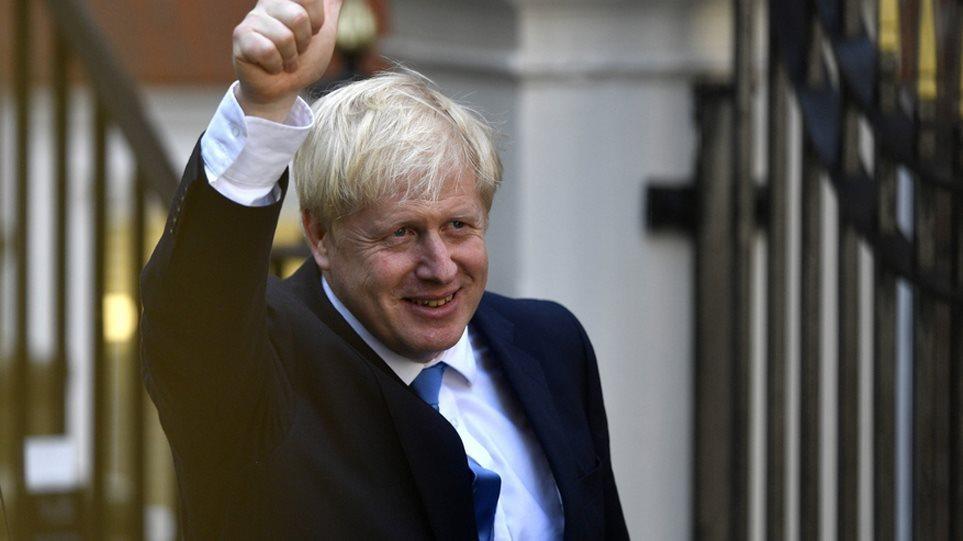 Το πήρε απόφαση ο Τζόνσον: Brexit τον Ιανουάριο - Φωτογραφία 1
