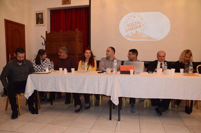 Μιά υπέροχη εκδήλωση- απο τον ΦΙΛΙΠΠΟ ΝΤΟΒΑ - με θέμα: Θετικές και αρνητικές συνέπειες των social media στην Αθήνα - ΦΩΤΟ - Φωτογραφία 102
