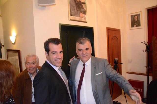 Μιά υπέροχη εκδήλωση- απο τον ΦΙΛΙΠΠΟ ΝΤΟΒΑ - με θέμα: Θετικές και αρνητικές συνέπειες των social media στην Αθήνα - ΦΩΤΟ - Φωτογραφία 2