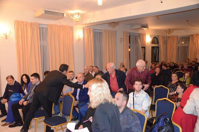 Μιά υπέροχη εκδήλωση- απο τον ΦΙΛΙΠΠΟ ΝΤΟΒΑ - με θέμα: Θετικές και αρνητικές συνέπειες των social media στην Αθήνα - ΦΩΤΟ - Φωτογραφία 28