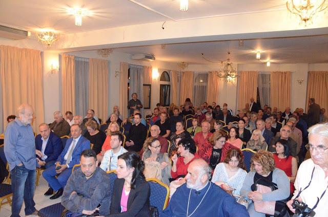 Μιά υπέροχη εκδήλωση- απο τον ΦΙΛΙΠΠΟ ΝΤΟΒΑ - με θέμα: Θετικές και αρνητικές συνέπειες των social media στην Αθήνα - ΦΩΤΟ - Φωτογραφία 5